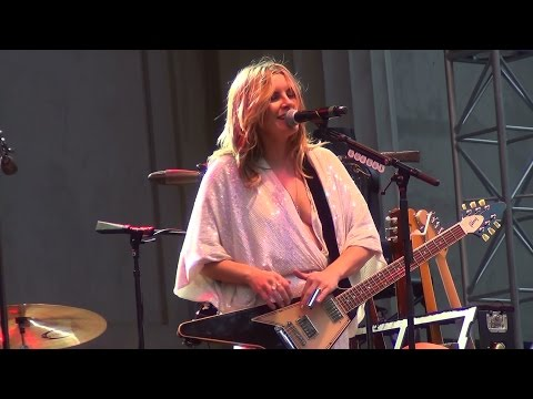 Grace Potter and the Nocturnals - White Rabbit + Nothing but the Water - 2013