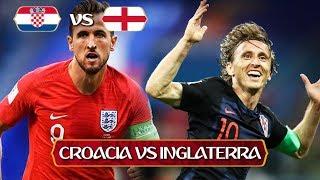Croacia 2 Inglaterra 1 | Semifinal Rusia 2018