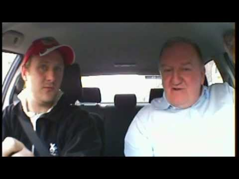 George Hook Takes a Taxi | Naked Camera Series 3 Episode 1