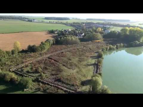Saccage du dernier espace naturel de la vallée de l'Esches