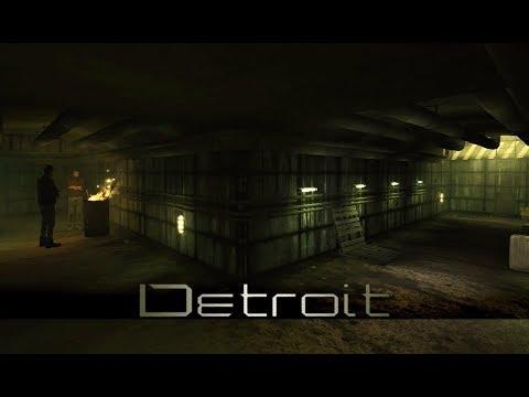 Deus Ex: Human Revolution - Detroit Sewers (1 Hour of Music)