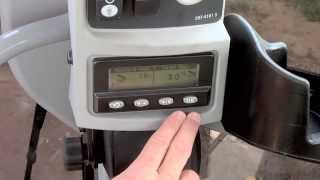 Cat® Grade Control Basic Operation | Motor Grader In-Cab Display