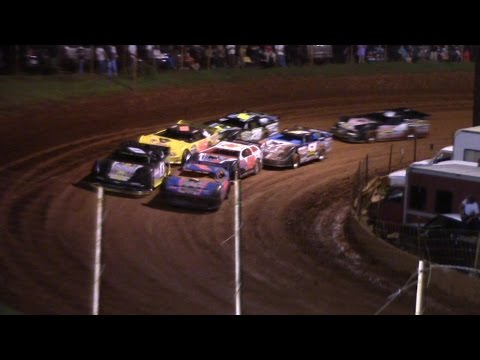 Winder Barrow Speedway Hobby Feature Race 8/29/15