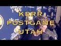 "Lagu STEVE KERR postgame: Jerebko tip-in, Iguodala shirtless celebration, ""stone ages"" 3pt deficit"