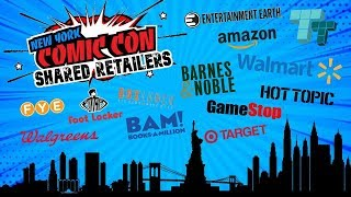 Lets List Every NYCC 2019 Shared Retailer For Every Funko Pop // Watch Before It's Too Late!!! Video