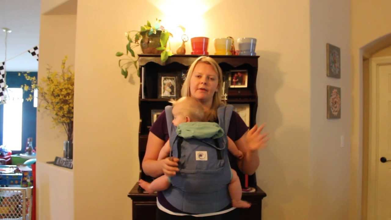 39c7891dca4 ergobaby Carrier Review - YouTube