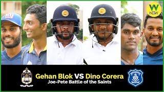 Gehan Blok vs Dino Corera: Joe-Pete Battle of the Saints 2018