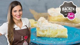 Exotische Kokos-Ananas-Torte | Backen mit Globus & Sallys Welt #9
