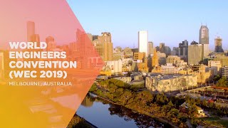 Economic Impact // World Engineers Convention (WEC 2019) held in Melbourne, Australia