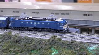 EF58上越形列車 20190929