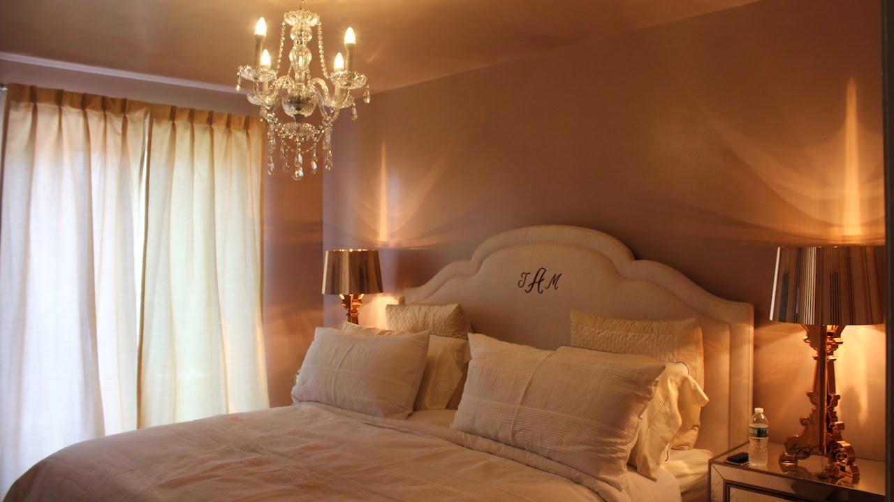 Our New York Condo Romantic Master Bedroom 2016 Youtube