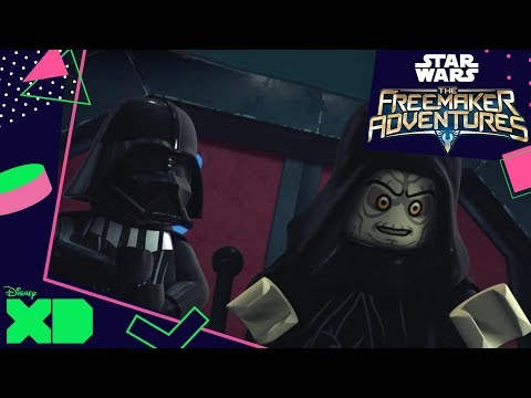 Star Wars: The Freemaker Adventures | The Dark Side's Droid | Official Disney XD UK