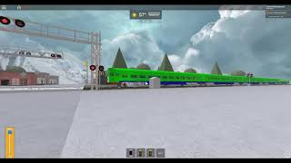 ROBLOX Der Baldi ExpressZug in Findlay