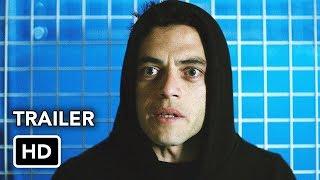 "Mr. Robot Season 4 ""Back to Work"" Teaser Trailer (HD) Final Season"