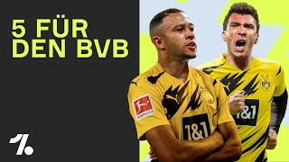 Depay? Mandzukic? 5 Transfers für Borussia Dortmunds Angriff auf den FC Bayern!