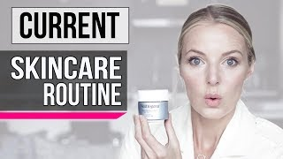 My Current Anti-Aging Skincare Routine!