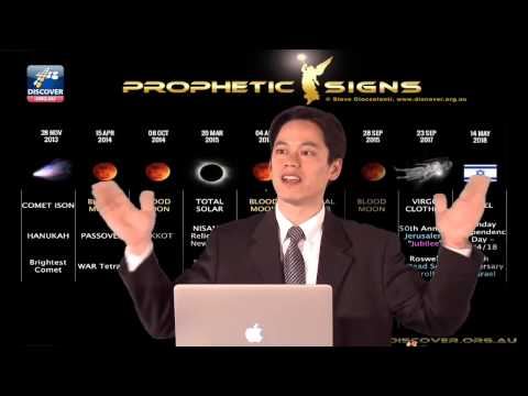WARNING:- 8 BIBLICAL SIGNS IN THE HEAVENS OF A COMING GLOBAL CATASTROPHE