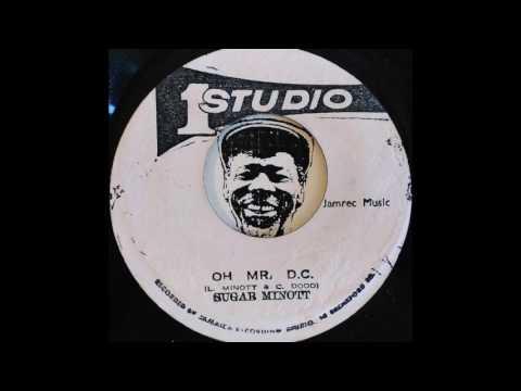SUGAR MINOTT - Oh Mr DC [1978]