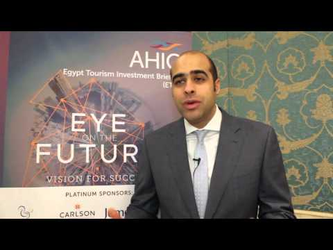 #AHIC16 Egypt Briefing: Mohamed Kamel, CEO, Egyptian Resorts Company