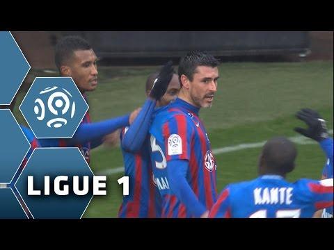 But Julien FERET 41'  SM Caen  AS SaintEtienne 10   SMC  ASSE  201415