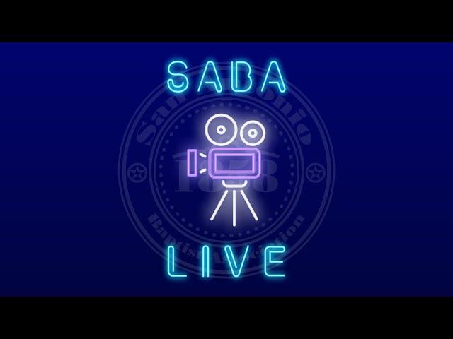 SABA LIVE | Disruptive Evangelism Fueled By Congregational Prayer