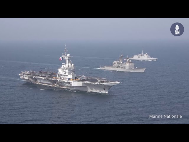 Naval News Monthly Recap - March 2021