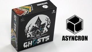 Ghosts - Démo du jeu de société en français HD FR