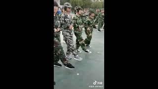 [抖音]Học Quân Sự Trung Quốc_ Trường Người Ta Học Quân Sự Thế Nào?(P5)