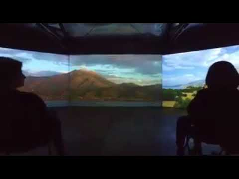 Luys-i-Luso Multimedia Installation in Little Armenia