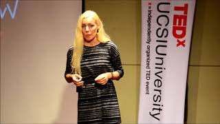 How To Feel And Find Your Life Purpose | Sylvia Salow | TEDxUCSIUniversity