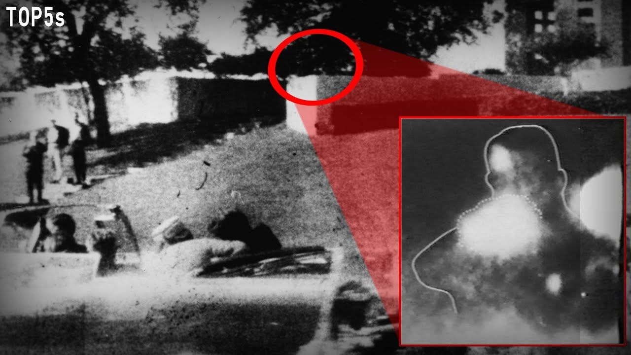 5 Strange Mysteries That Need Serious Explaining...