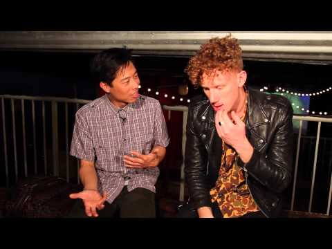 B-Sides On-Air: Erik Hassle Interview- Talks San Francisco, Songwriting