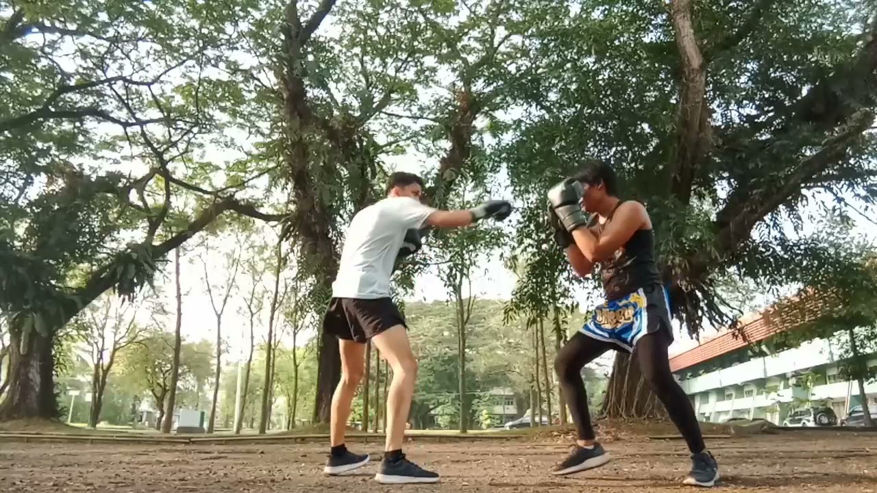Download Boxing amatir!! sparring tinju