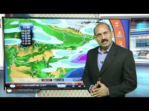 Bihar, Jharkhand to witness rains for another 48 hours | Skymet Weather