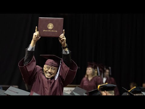 Fall 2018 Commencement - First Ceremony