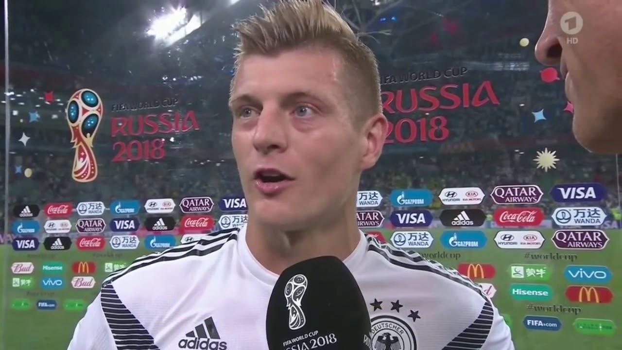 Deutschland Schweden Nach Dem Spiel
