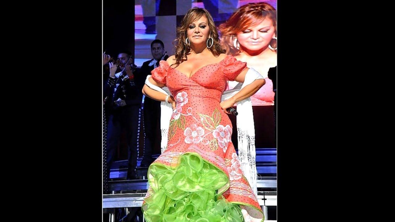 El Vestido De Gala Que Usó Jenni Rivera En Su último Concierto En Eeuu Exclusivo Online