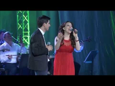 Masis Hunanyan \u0026 Alla Levonyan-Yar Kuzem (live Concert)