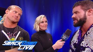 Bobby Roode issues a challenge to Dolph Ziggler: SmackDown LIVE, Oct. 24, 2017