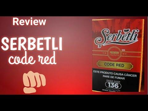 #10 REVIEW - SERBETLI Code Red