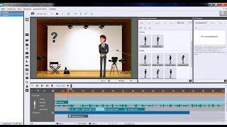 Анимационный диктор для Вашего видео TANIDA DEMO BUILDER(Описание: ( речь в звук работает на Windоws XP ) Tanida Demo Builder - программа позволит вам создавать на высоком уровне..., 2017-01-20T05:43:49.000Z)