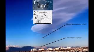 Про вплив на хмари (кліматичне зброю самооборони)... Ак АГ.