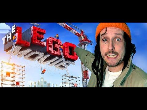 The Lego Movie - Bum Reviews