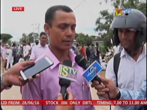 30th June 2016 ISTV Manipuri News