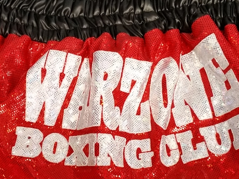 Inside the Warzone Boxing Club
