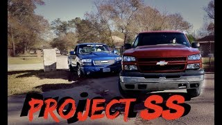 New Front End Parts For The Chevy SS Clone Build