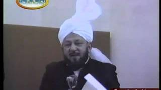 Friday Sermon 9 November 1984.