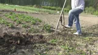 видео Как сделать лопату для копки огорода?