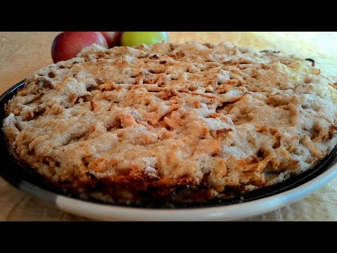 Рецепт: Венгерский песочный тертый пирог на
