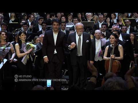 Krzysztof Penderecki 85 Jubilee Festival In Yerevan